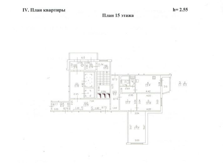 Изображение - Отличие кадастрового паспорта от технического plan-etazha